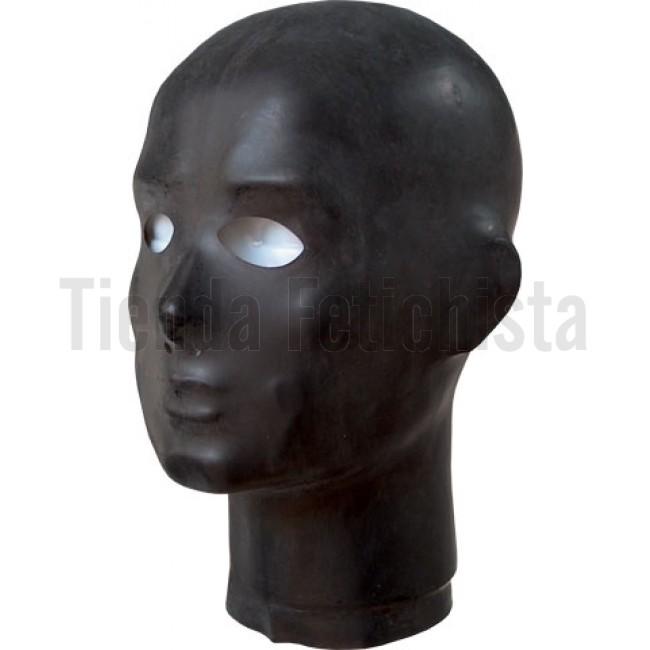 Máscara de rubber